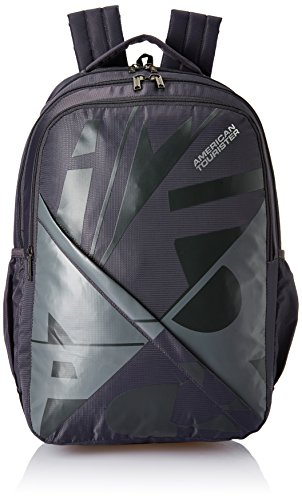 American Tourister 27 Ltrs Grey Casual Backpack (AMT BOOM BACKPACK 03 – GREY)