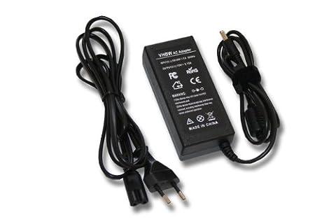 NOTEBOOK LAPTOP-NETZTEIL 19V, 3.15A, 60W passend für SAMSUNG NC10 Ecko Plus, NC10 Emi Plus etc. ersetzt AD-6019, AD-6019A, AD-6019R, AD-6019(V)