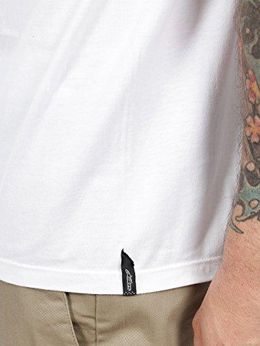 Alpinestars Herren T-Shirt Ageless 1032-72030 Weiß/Schwarz