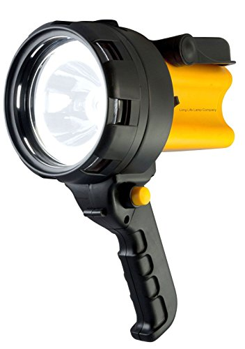 41%2B%2BsipBRvL - Rechargeable LED Work Light Torch 1 Million Candle Power Spotlight Hand Lamp