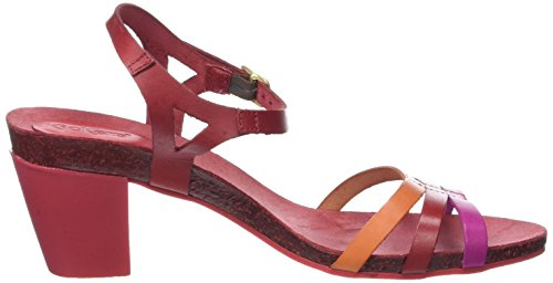 Kickers Damen Pacome Pumps Rouge (rouge Rose Orange)