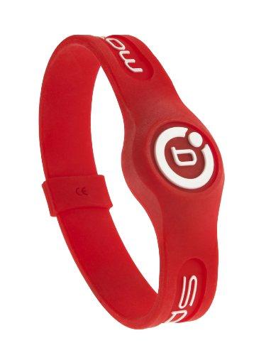 Bioflow Sports Golf Wristband Red Medium as worn by Lee Westwood -