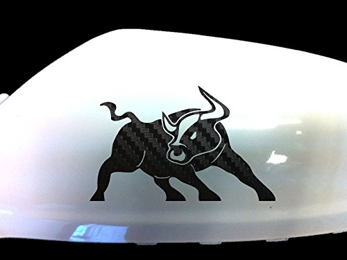 Used, Bull Raton Car Stickers Wing Mirror Styling Decals for sale  Delivered anywhere in UK