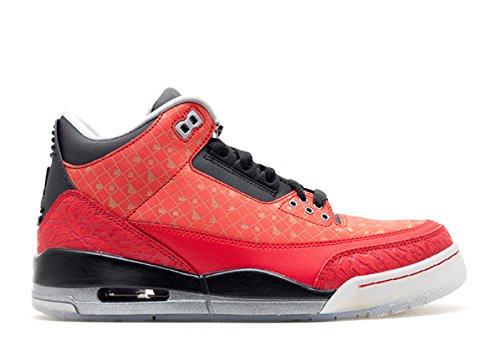 Rosso Nike Air Formatore Retrò Jordan Rosso Db Argento 3 Varsity Doernbecher Nero AAxrwq1d