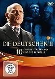 Die Deutschen - Staffel II, DVDs, Folge.10 : Gustav Stresemann und die Republik, 1 DVD