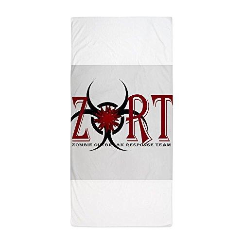 ie Outbreak Response Team Logo–Große Strandtuch, weiche 76,2x 152,4cm Handtuch mit Einzigartiges Design (Zombie-handtuch)