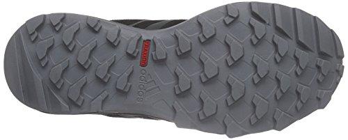 adidas Rocker, Chaussures de Trail Homme Noir (Dark Grey/Core Black/Vista Grey S15)