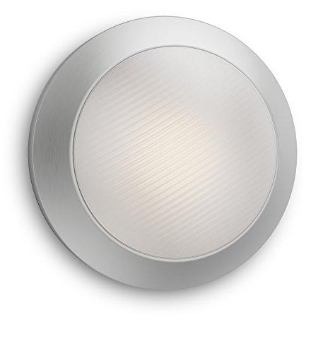 Philips myGarden Halo LED Deckenaussenleuchte,  1-flammig, Edelstahl, 172914716