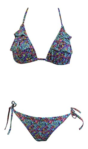femme-urban-outfitters-licol-haut-col-de-triangle-et-ensemble-inferieur-s-36-38-eur-floral