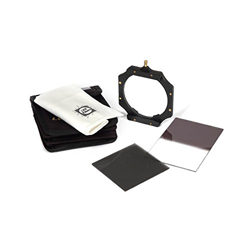LEE Filters Digital SLR Start Kit mit Foundation Kit Filterhalter, ND 0,6 Hard Grad...