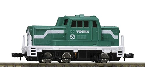 TOMIX N gauge 2027 C type small diesel locomotives (Emerald green) by Tomytec