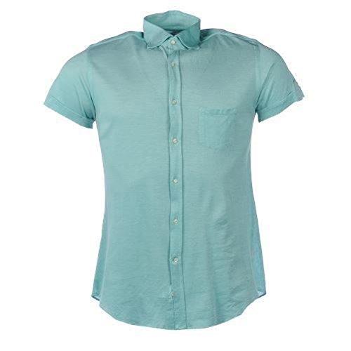 Delsiena -  polo  - uomo turquoise x-large