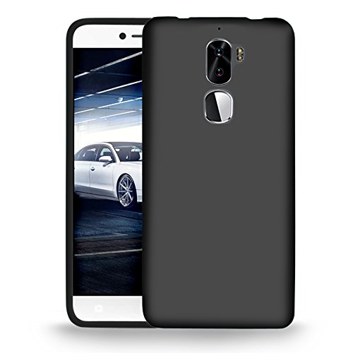 Coolpad Cool 1 Case, Armor Pudding Soft Silicon TPU 360 Back Cover...