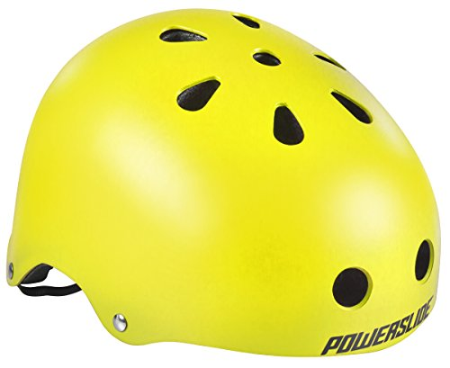 Powerslide Helm Allround, Gelb, L/XL, 903202/5