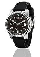 Reloj de caballero Sector R3271689025 de cuarzo, correa de textil color negro de Sector