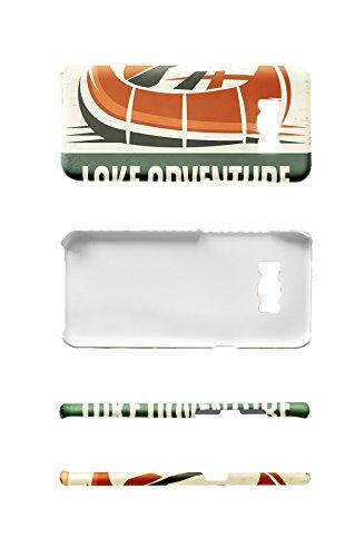 LEotiE SINCE 2004 Handy Schale passend für Samsung S8 Fun Seeabenteuer