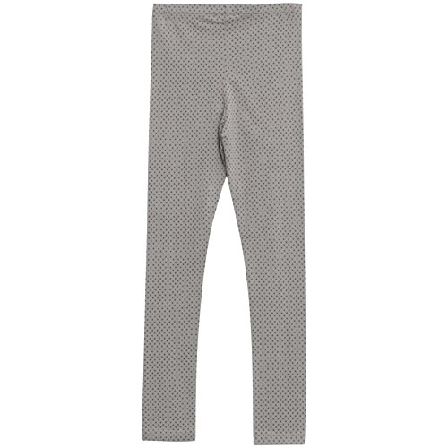 Wheat Mädchen Jersey Leggings Grau (Grey 0171), 104 (Herstellergröße: 4y/104) (Mädchen Leggings Jersey)
