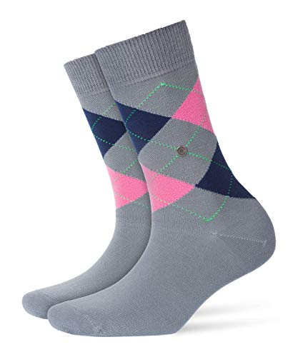 FALKE Damen Queen Socke Blue smog 36-41