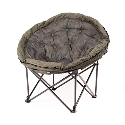 Nash Indulgence Moon Chair T9754 Stuhl Karpfenstuhl Angelstuhl