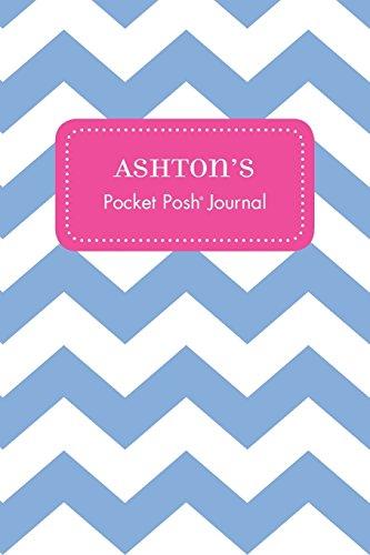 Ashton's Pocket Posh Journal, Chevron