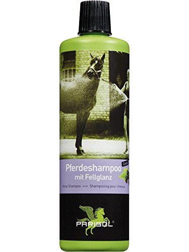 Parisol shampoo per cavalli con pelliccia glanz