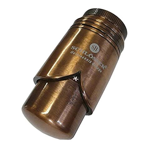 'Pastel Locks Thermostatic Radiator Valve M30x 1.5Heimeier 6002-00.50000012