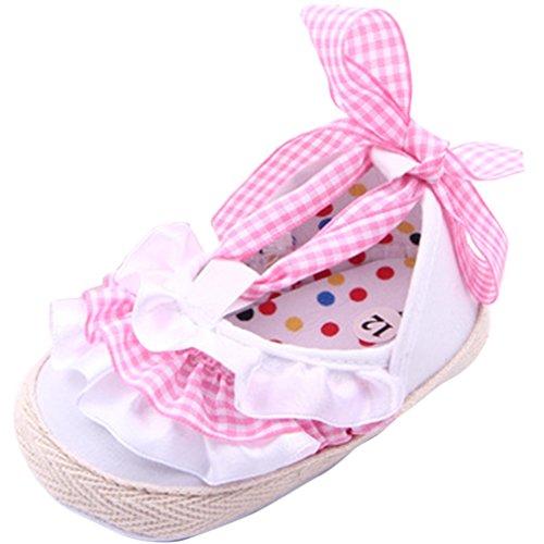Ballerina Lauflernschuhe Baby Schuhe Prinzessin Weiß Mädchen Lukis xzqnwBTT
