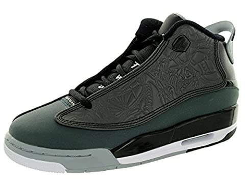 Nike Jungen Air Jordan Dub Zero (GS) Turnschuhe, Schwarz /