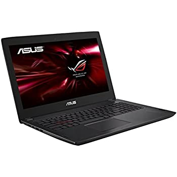 asus rog fx553vd dm136t pc portable gamer 15 full hd noir rouge intel core i5 8 go de ram. Black Bedroom Furniture Sets. Home Design Ideas
