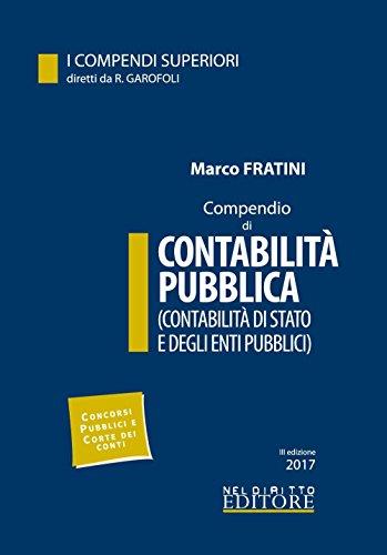 Compendio di contabilità pubblica (contabilità di Stato e degli enti pubblici). Con Contenuto digitale per download e accesso on line