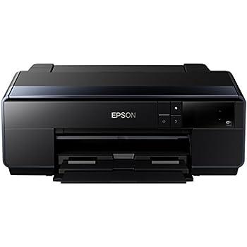 Epson Sc-P600 Surecolor Stampante Fotografica A3+, nero