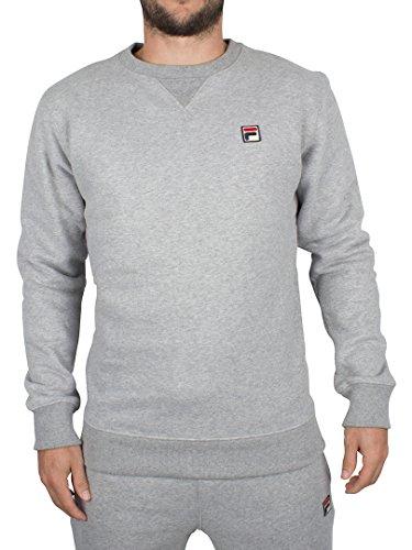 fila-vintage-homme-brixen-logo-sweatshirt-gris-large
