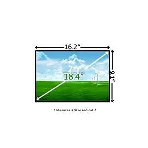 Dalle écran LCD Samsung Ltn184ht01 T01 18.4 Pouces