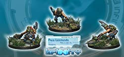 Infinity: Ariadna - Para-Commandos 1 (Rifle, Light GL)