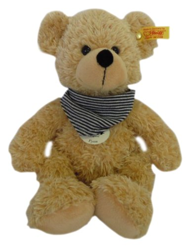 Steiff Fynn With Neckerchief (Beige)