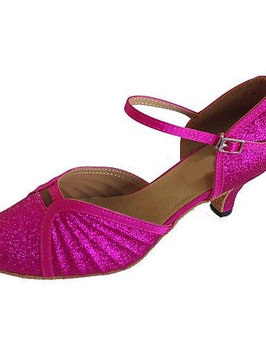 Sandales Femmes mode moderne personnalisable à l'intérieur Chaussures de Danse Moderne talon fermé orteil personnalisés Chaussures de bal US11.5/EU43/UK9.5/CN45