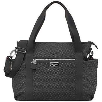 9ee49948ee79b Babymel Cara Stripe Grey and Black Baby Changing Bag: Amazon.co.uk: Baby