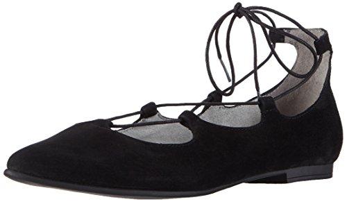 s.Oliver 24213, Damen Geschlossene Ballerinas, Schwarz (BLACK 001), 39 EU (6 Damen UK)