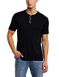 Levis Mens T-Shirt (6902194245103_18443-0015_Large_Black)