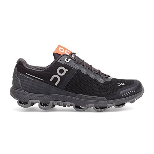 On Running Cloudventure Waterproof W Black Dark 39