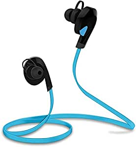 Envent Live Tune ET-BTE001 In-Ear Bluetooth Headphone with Mic (Blue)