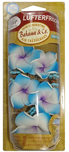 Preisvergleich Produktbild airflair AZ-LUF-700 Bahama Blumenkette Lufterfrischer, Duft Vanille