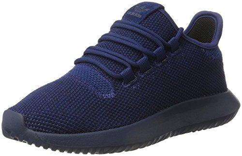 adidas Unisex-Kinder Tubular Shadow Sneaker, Blau (Mystery Blue/FTWR White/Collegiate Navy), 36 2/3 EU