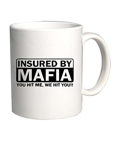Cotton Island - Tazza 11oz OLDENG00132 insured by mafia , Taglia 11oz