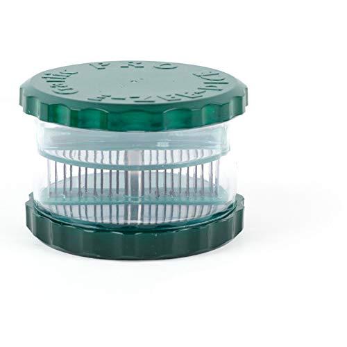 Picador de comida Delige 1 pc Multi-functional Ajo Prensa Chopper caja PS Exterior y Hojas de Hierro...