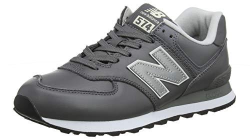 b87a720b8c57f New Balance Herren 574v2 Sneaker, Grau Castle Rock, 39.5 EU