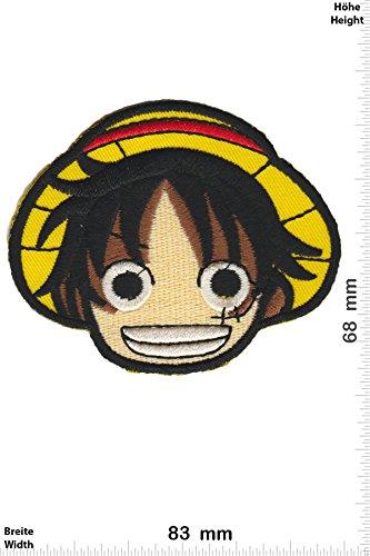 Parches   Monkey D. Ruffy   Head   Manga   One Piece