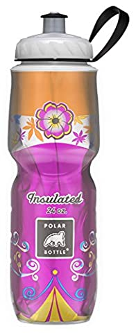 Polar Bottle Insulated Water Bottle - Jubilee, 24 oz/0.7 Litres