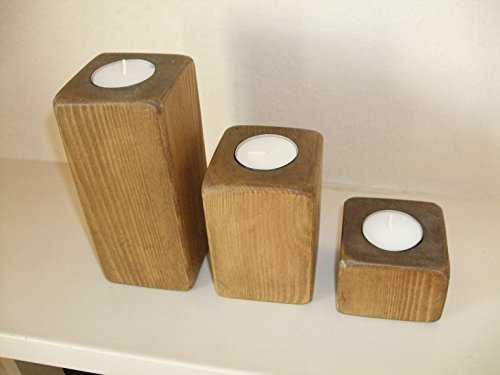 stoneywood-rustic-3-tier-tealight-holder-set