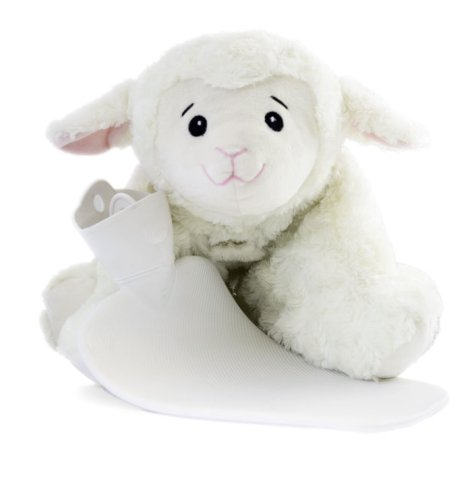Hugo Frosch Kuschelkissen Schaf mit integrierter Wärmflasche
